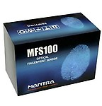 Fingerprint Biometric Scanner Device for Aadhaar - Mantra MFS 100