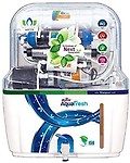 Aquazoom 15-Liters RO+UV+UF+AS+TDS+Mineral CARTADGE Flow Rating=12-15 lph MODAL111