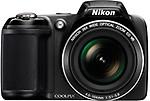 Nikon Coolpix L30 Point & Shoot Digital Camera