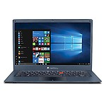 iBall Marvel 6 CompBook 2017 14-inch (Celeron N3350/3GB/32GB/Windows 10 Home/Integrated Graphics), [Discontinued by Manufacturer]