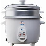 Bajaj Majesty RCX7 700-Watt 1.8-Litre Rice Cooker