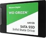Western Digital GREEN 480GB Desktop Internal Solid State Drive (WDS480G2G0A)