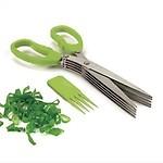 Shopo's Multifunction Stainless Steel Kitchen Scissor