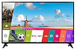 LG 123 cm (49 inches) 49LJ554T Full HD LED Smart TV
