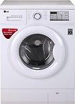 LG 6 kg Fully Automatic Front Load Washing Machine  (FH0H3NDNL02)