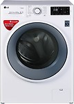 LG 6.5 kg Fully Automatic Front Load Washing Machine  (FHT1065SNW)