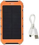 X-Dragon 10000mAh Dual USB Solar Power Bank