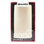 Shopizone Awei P82K Powerbank 8000 Mah