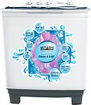 Mitashi 8.5 kg Semi Automatic Top Load Washing Machine  (MiSAWM85v25 AJD)