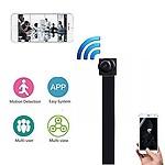 AGPtek for Jasoos Mini WiFi 1080P HD Security IP Camera Wireless DIY Module DV DVR NVR Nanny Cam