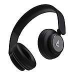 boAt Rockerz 450 Bluetooth On-Ear Headphone with Mic(Luscious Black)