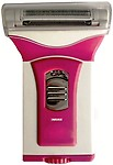 Wama Ladies Battery Operated Wmls 02 Shaver For Women
