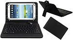 Saco Keyboard Case for Samsung Galaxy Tab 3 T211 Tablet