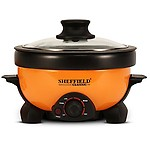 Sheffield Classic 3-in-1 Multi-cooker 1.1 ltr Capacity (Boil, Grill, Fry) 800W