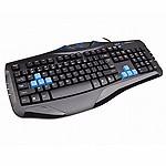 E Combatant-X Advanced Gaming Keyboard