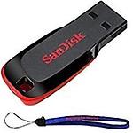 SanDisk Cruzer Blade 128GB USB 2.0 Flash Drive (SDCZ50-0128G-B35) 128G Jump Drive