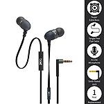 boAt BassHeads 180 In-Ear Headphones