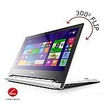Lenovo Flex 2-14 (59-429729) Notebook (4th Gen Intel Core i5/4GB RAM/500GB HDD+8GB SSD/14 Inches Touchscreen/Windows 8.1/2GB Graphics)