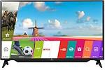 LG 123cm (49 inch) Full HD LED Smart TV (49LJ617V)