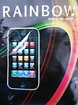 Rainbow Screen protector for HTC One X