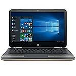 HP Pavilion High Performance PC 14 HD+ Display Intel i3-6100U Processor 8GB RAM 1TB HDD Backlit-Keyboard Webcam Bluetooth Windows 10-Modern