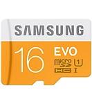 Samsung Evo 16gb Micro Sd 48mb/s - Class10
