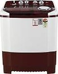 LG 7 kg 4 Star Rating Semi Automatic Top Load  (P7015SRAY)