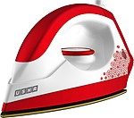 Usha EI 3302 Gold Velvet Red Dry Iron