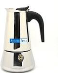Kitchen Mart Atlasware 150 ml 2 cups Coffee Maker