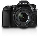 Canon EOS 80D Kit (EF-S18-135 IS USM) 24.2 MP DSLR Camera