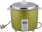 Panasonic SR-WA22H(E) Electric Rice Cooker(5.4 L, Apple)