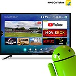 CloudWalker 100cm (39.37 inch) Full HD LED Smart TV (Cloud TV 39SF)