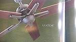 """USHA AEROLUX - VIATOR 52"""" - CEILING FAN"""