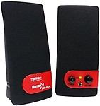 Zebronics 2.0 multimedia speaker S320 HARMONY