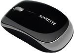 Amkette Element Wireless Mouse (Black & Olive)
