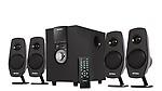 Intex Vogue-IT304-SUF 4.1 Channel Multimedia Speakers