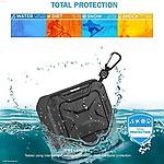ZAAP® AQUA BOOM waterproof/ Shockproof Bluetooth Wireless speaker