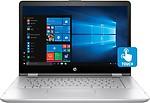 HP x360 Core i3 7th Gen - (4 GB/1 TB HDD/8 GB SSD/Windows 10 Home/2 GB Graphics) 14-ba075TX 2 in 1 (14 inch, 1.72 kg)