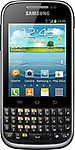 Samsung Galaxy Chat B5330 Black