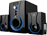 Zebronics 2.1 Multimedia SW2490 RUCF Home Audio Speaker