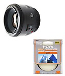 Canon EF 50 mm f/1.8 II Lens (Black, Standard Lens)