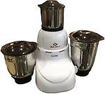Bajaj Glory 500 W Mixer Grinder 3 Jars