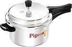 Pigeon Favourite Al Outer Aluminum Pressure Cooker, 5 Litres