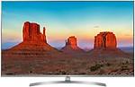LG 138cm (55 inch) Ultra HD (4K) LED Smart TV (55UK7500PTA)