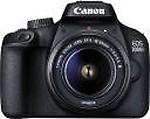 Canon 3000D DSLR Camera Kit EF S18-55 II (16GB Memory Card & Carry Case)