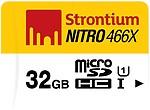 Strontium 32GB Nitro Micro SD Card 70MB/S