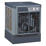 Small 8 litre Air Cooler for Shop Dark Grey Color