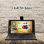 Ikall N5 Tablet (7 inch, 16GB, 4G + LTE + Voice Calling)