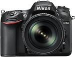 Nikon D7200 Body with AF-S 18 - 105 mm VR Lens DSLR Camera Body with AF-S 18 - 105 mm VR Lens