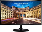 SAMSUNG 26.96 inch Curved Full HD LED Backlit - LC27F390FHWXXL Monitor